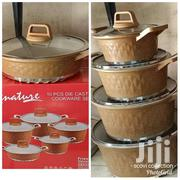 10 Pce Die Casting Cookware | Kitchen & Dining for sale in Nairobi, Nairobi Central