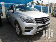 Mercedes-Benz M Class 2012 Silver | Cars for sale in Mombasa, Ziwa La Ng'Ombe