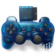 Wireless Controller Joypad For PS2 Game Console - BLUE | Video Game Consoles for sale in Nairobi, Nairobi Central