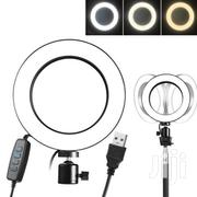 """LED Ring Light 10"""" 