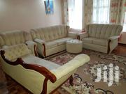 3 Seater+2 Seater+1 Seater+Long Couch+A Pouf | Furniture for sale in Kajiado, Ongata Rongai