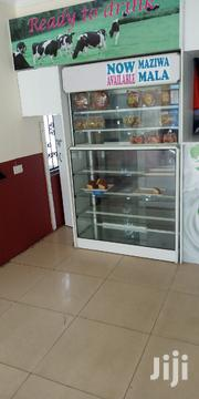 2 Big Clear Glass Display Cabinets | Store Equipment for sale in Mombasa, Tononoka