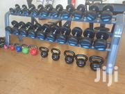 Rubber and Kattle Dumbells | Sports Equipment for sale in Nairobi, Westlands