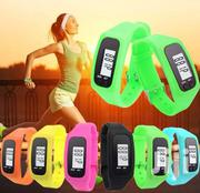 Sport Wrist Watch Step And Calorie Counter | Watches for sale in Mombasa, Mji Wa Kale/Makadara