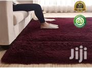 Fluffy Carpet 5*8 Maroon | Home Accessories for sale in Nairobi, Nairobi Central