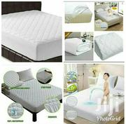 Matress Protector 4*6 + Free 2 Fiber Pillows | Home Accessories for sale in Nairobi, Nairobi Central