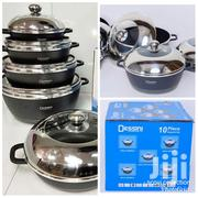 10pcs Desseni Cooking Pots | Kitchen & Dining for sale in Nairobi, Nairobi Central
