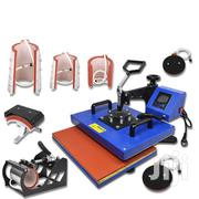 8 In 1 Combo Heat Press Machine Sublimation | Printing Equipment for sale in Nairobi, Nairobi Central