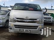 Toyota HiAce 2011 Silver | Buses & Microbuses for sale in Nairobi, Nairobi Central