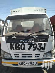 Isuzu Nkr Local White | Trucks & Trailers for sale in Nairobi, Harambee