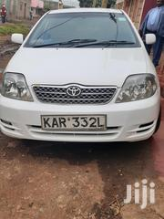 Toyota Corolla 2004 Sedan White | Cars for sale in Nairobi, Nairobi Central