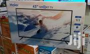 Haier LE43K6500A FULL HD Smart LED TV 43"