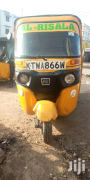 Bajaj RE 2017 Yellow | Motorcycles & Scooters for sale in Mombasa, Mkomani
