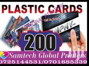 Plastic Cards Printing | Computer & IT Services for sale in Nairobi, Njiru