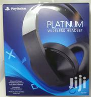 Ps4 Platinum Headsets Wireles | Headphones for sale in Nairobi, Nairobi Central