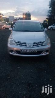 Nissan Tiida 2009 1.6 Visia Silver | Cars for sale in Nairobi, Kilimani