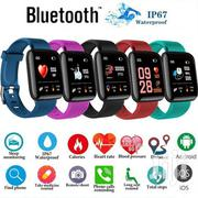 Blood Pressure Oxygen Message Push Multi-language Smart Watch   Smart Watches & Trackers for sale in Nairobi, Nairobi Central