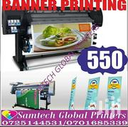 Full Color Banner Printing | Computer & IT Services for sale in Nairobi, Njiru
