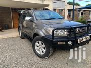 Toyota Fortuner 2008 Silver | Cars for sale in Nairobi, Roysambu