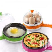2 in One Egg Boiler and Fryer With a Nonstick Pan | Kitchen & Dining for sale in Nairobi, Nairobi Central