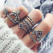Silver Knuckle Rings For Ladies | Jewelry for sale in Nairobi, Nairobi Central