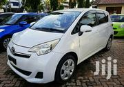 New Toyota Ractis 2012 White | Cars for sale in Mombasa, Shimanzi/Ganjoni