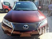 Lexus RX 2012 Red | Cars for sale in Mombasa, Tudor