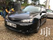 New Subaru Impreza 2012 Black | Cars for sale in Nairobi, Kilimani