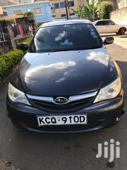 Subaru Impreza 2010 Black | Cars for sale in Nairobi, Nairobi West