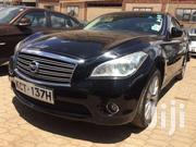 Nissan Fuga 2012 Black | Cars for sale in Nairobi, Sarang'Ombe