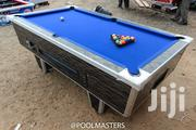Pool Table With A Blend Of Blue And Black | Sports Equipment for sale in Nairobi, Airbase