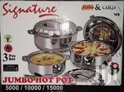 Jumbo Hotpots 5/10/15 Lts | Home Appliances for sale in Nairobi, Nairobi Central