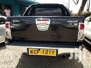 Toyota Hilux 2008 3.0 D-4D Double Cab Black   Cars for sale in Nairobi, Nairobi Central