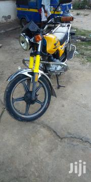 Haojue HJ125-11A 2018 Yellow | Motorcycles & Scooters for sale in Mombasa, Tudor