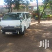 Toyota Hiace 2007 220 White | Buses & Microbuses for sale in Nairobi, Riruta