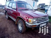 Toyota Surf 2000 Red | Cars for sale in Kiambu, Hospital (Thika)