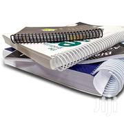 We Offer These Kind Of Binding Options For Books Magazines | Computer & IT Services for sale in Nairobi, Nairobi Central