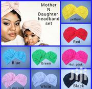 Matching Mother N Daughter Head Scarves | Clothing Accessories for sale in Nairobi, Embakasi