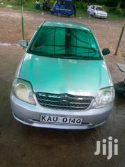 Toyota Corolla 2002 1.5 Sedan Silver | Cars for sale in Kiambu, Hospital (Thika)