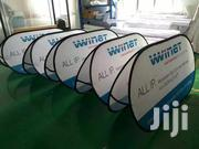 Outdoor Pop Up Banners | Manufacturing Services for sale in Nairobi, Nairobi Central