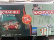 2 In 1 Scrabble And Monopoly Game | Books & Games for sale in Nairobi, Nairobi Central