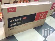 TCL 4K Android UHD Smart Tv 50 Inches Model P8M And P8S With Playstore | TV & DVD Equipment for sale in Nairobi, Nairobi Central