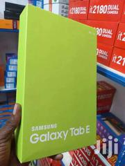 Samsung Tab E 9.6inch 8GB 5MP Android 4G LTE | Tablets for sale in Nairobi, Nairobi Central