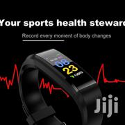 ID115 Smartwatch And Heart Rate Tracker | Smart Watches & Trackers for sale in Nairobi, Karen
