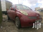 Nissan March 2005 Red | Cars for sale in Nairobi, Embakasi