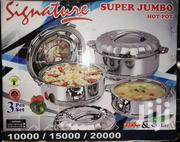 Mega Jumbo Stainless Pots | Home Appliances for sale in Kisumu, Chemelil