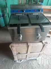 Imported GAS DEEPFRYER With Drain Valve | Meals & Drinks for sale in Nairobi, Kariobangi South