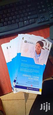 High Quality Flyers,Posters And Brochures Printing...Free Delivery. | Other Services for sale in Nairobi, Nairobi Central