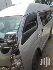 Toyota Grand Hiace 2010 Silver | Buses & Microbuses for sale in Mombasa, Tudor