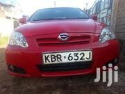 Toyota Allex 2005 Red | Cars for sale in Nairobi, Nairobi Central